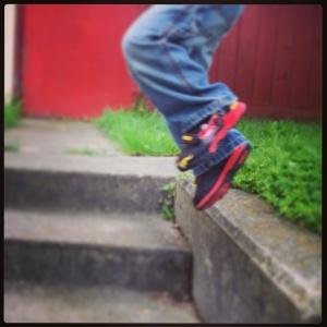 chasm leap!