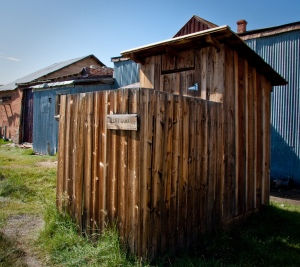 Is this the cleanest restroom in the Country? (Photomato / Flickr)