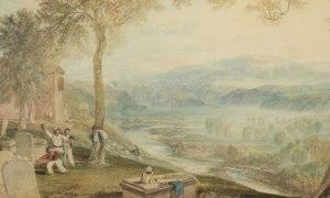 Ruskin's View by Turner (photo: Bonhmas)