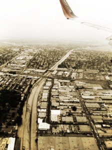 LA is 40% paved over