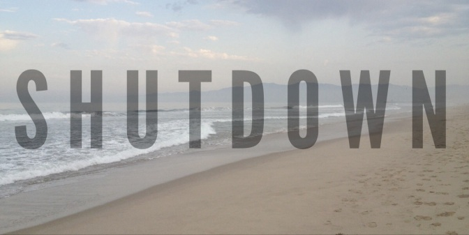 Shutting down the bay?