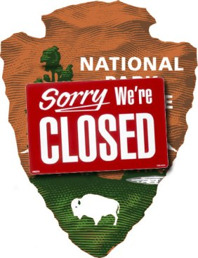 NPS closed for business