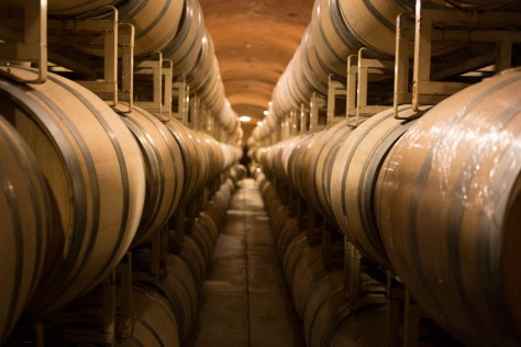Cool wine caves save on the cooling bill
