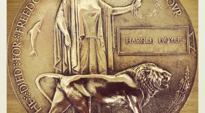 Remembering Harold