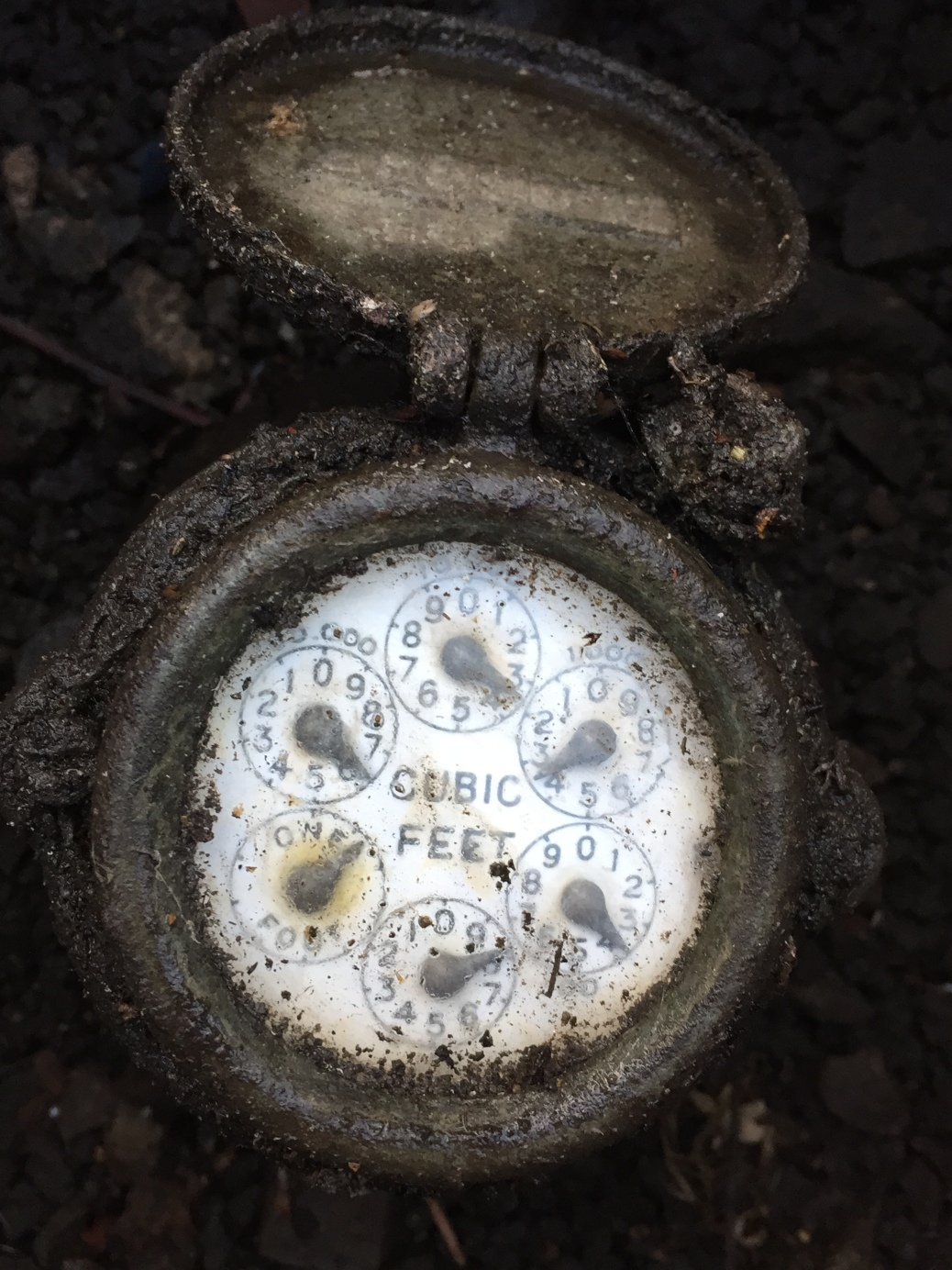Be honest, when was the last time you read your water meter? Do you even know where it is?