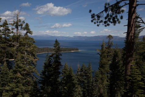 Emerald Bay State Park - one of the gems of the State Park System